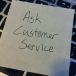 Mining Customer Service: A Sticky Note Tip