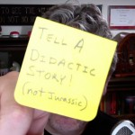 Tell a Didactic Story: A Sticky Note Tip