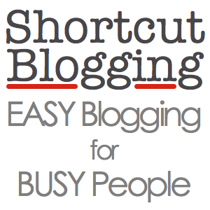 Shortcut Blogging